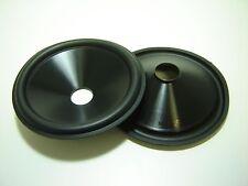 "Pair 6"" Poly Cone - Speaker Parts - 45629-01"