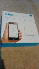Wink Hub 1 First Generation Smart Home Z-Wave Zigbee Wifi Bluetooth