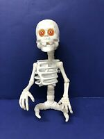 Real Ghostbusters Bad To The Bone Ghost Skeleton Action Figure Toy - 1984 Kenner