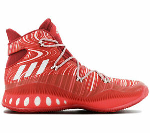 Adidas crazy Explosive Boost Men's Basketball Shoes B42420 Red Sports Shoes New