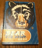 Vintage Boy Scouts Bear Cub Scout Book published in 1948
