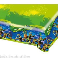TEENAGE MUTANT NINJA TURTLES RAGAZZI Supereroe Festa di Compleanno Plastica Tablecover