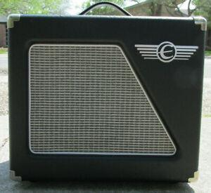 Epiphone Galaxie 10 Guitar Amp - Tube - Combo 1x10 - Black - Rare