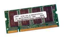 DDR SDRAM de ordenador Samsung