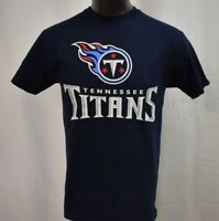 Majestic Mens NFL Tennessee Titans Football Shirt NWT S, M, L