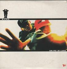 ATPC (A.T.P.C.-Alta Tensione)-Un Pò Di Luce  Cd Single Promo Cardsleeve NM 2000