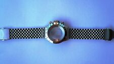 Band stainless steel match our case 7750 Valjoux Daytona Tachymeter, 20 mm