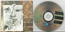 Wind Machine - Change of Face US CD 11 tracks VG+ to EX condition Blue Meteor