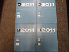 2011 CHEVY EQUINOX & GMC TERRAIN Service Shop Repair Manual Set OEM 11 FACTORY