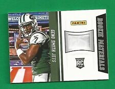 2013 Panini National Convention GENO SMITH Glove NY Jets - Wrapper Redemption