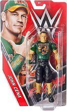 Wwe John Cena Basic 67 nunca renunciar a Mattel lucha libre figura de acción Totalmente Nuevo