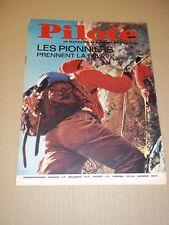 "JOURNAL ""PILOTE no 260"" (1964) ASTERIX / PILOTORAMA - AU SIAM"