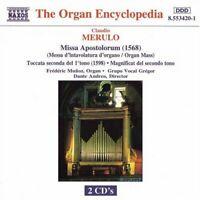 laudio Merulo - Merulo - Missa Apostolorum [CD]