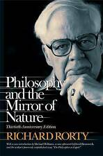 Philosophy and the Mirror of Nature by Richard Rorty (Paperback, 2008)