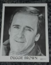 DUGGIE BROWN - ACTOR / COMEDY   - 8x7  PHOTO SIGNED- (INSCRIBED)