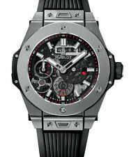 Hublot Big Bang Meca-10 45mm Titanium Men's Wristwatch
