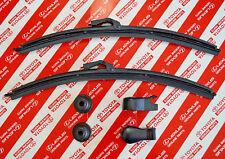 Genuine Toyota Landcruiser 40 Series Windscreen Wiper Blade & Pivot Cover Kit