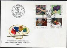 Switzerland - Suisse - 1986 - Pro Patria - Paintings - FDC