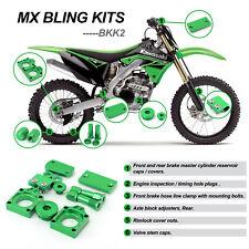 Motocross Dirt bike Parts Bling Kits for Kawasaki KX250F KXF250 2008 2009 2010