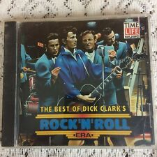 Time Life Music The Best of Dick Clark's Rock N Roll ERA preowned VGC