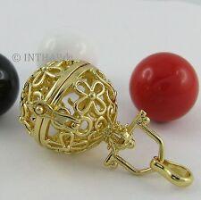 Gelbgold beschichtete Modeschmuck-Halsketten & -Anhänger für besondere Anlässe