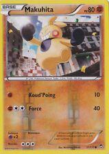 Makuhita Reverse - XY3:Poings Furieux - 51/111 - Carte Pokemon Neuve Française