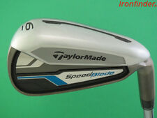 NEW TaylorMade SpeedBlade 6 Iron Steel SpeedBlade 85 Stiff Men's Right Hand MRH