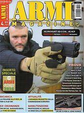 Armi Magazine 2016 2 febbraio#qqq