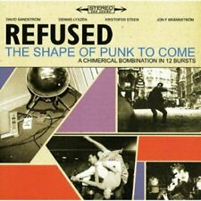 Refused - The Shape Of Punk To Come (NEW CD)