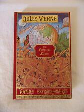 Jules VERNE CINQ SEMAINES EN BALLON  1975  de Michel de L' ORMERAIE