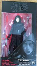 Star Wars The Black Series KYLO REN Hasbro Figure Sealed NEW