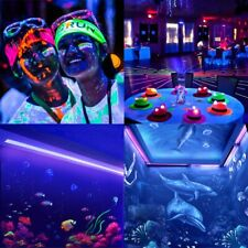 9W LED UV Black Light USB Violet Lamp Bar Stage Disco Christmas Club Party US