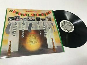 A Reggae Christmas Reggae Record lp original vinyl album