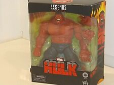 Marvel Legends Classics Dc Target Red Hulk Target Exclusive RARE