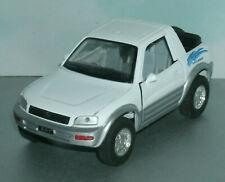 1/32 Scale Toyota Rav4 Cabriolet Diecast Model Toy XA10 - Kinsmart 5011 White