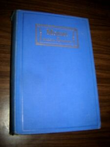 MOZART by Marcia Davenport - 1932 Grosset & Dunlap harcover