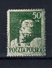 Polen Briefmarken 1944 Freiheitskämpfer u.Feldherren Mi.Nr.381C geprüft