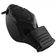 Fox 40 Epik CMG Official Whistle C/W Wrist-Lanyard Black