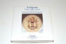 Goebel, Hummel Annual Plate 1995, Come Back Soon, #291. 7.5 Inch. Usa Seller.
