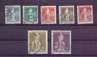 Berlin 1949 - UPU Stephan - MiNr. 35/41 rund gestempelt - Michel 320,00 € (036)