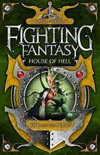 House of Hell (Fighting Fantasy), Good Condition Book, Jackson, Steve, ISBN 9781