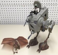 Star Wars AT-ST Walker from Target Exclusive Battle of Endor Loose Excellent Lot