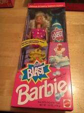 1992 Barbie Bath Blast Signed By Janet Goldblatt In 1994