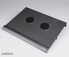 """Akasa Biela Refrigerador de portátiles para los portátiles hasta 17"""""""