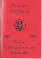 90 Jahre Freiwillige Feuerwehr Mariaweiler, Düren