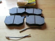 LUP175 BP365 New Lockheed Front Brake Pads Peugeot 504 505
