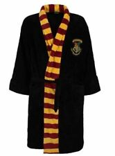 Mens Harry Potter Hogwarts Dressing Gown With Scarf Detail