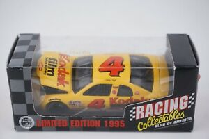 NASCAR 1995 RCCA Sterling Marlin #4 Kodak Limited Edition Diecast Race Car 1:64