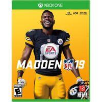 Madden NFL 19 (Microsoft Xbox One, 2018) - Brand New & Factory Sealed