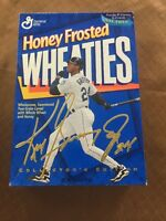General Mills Honey Frosted Wheaties Collectors Edition Ken Griffey Jr. Cereal